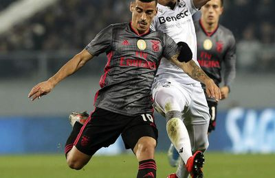Benfica / Guimaraes en direct ce mardi sur RMC Sport 2 !