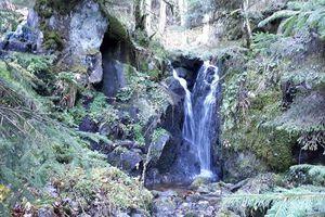 Les cascades du Stolz Ablass