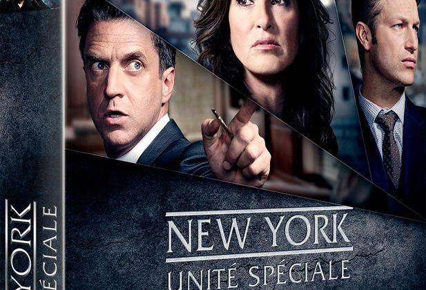 La saison 18 de New York Unité Spéciale en DVD le 27 février !