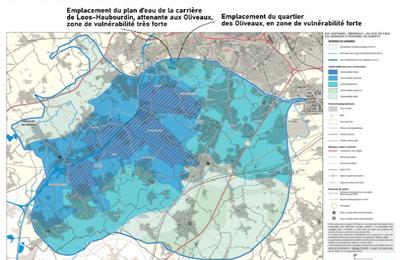 Contribution à l'enquête publique des Oliveaux à Loos pour la défense des champs captants