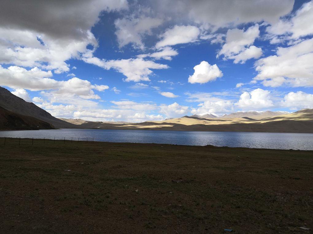 Le lac Tsomoriri