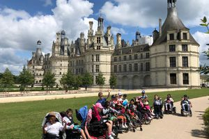 Courcimont en direct de Chambord, jour 03, suite...