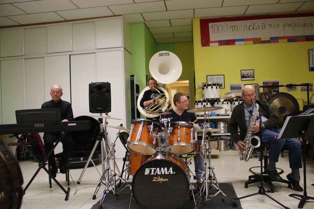 Sainte Cécile 2017, un moment amical, musical et symbolique