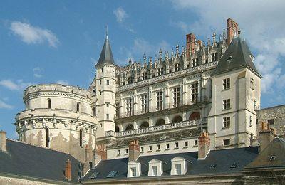 Le château d'Amboise : le contexte d'un changement