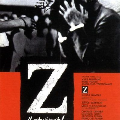 "Analyse et critique du film ""Z"" de Costa Gavras"