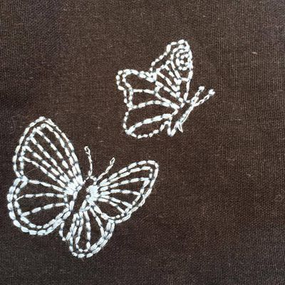 Broderies et couture