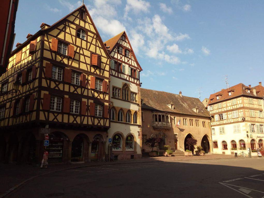 Séjour à la découverte de l'Alsace