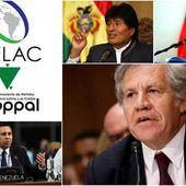 Almagro condamné pour avoir encouragé l'intervention au Venezuela