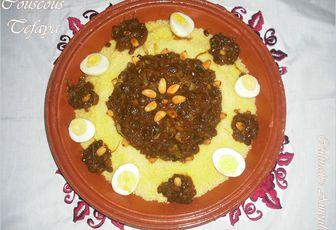 Recettes marocaines à base d'agneau - Aîd El Kébir