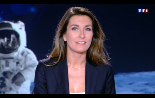 [2012 08 26] ANNE-CLAIRE COUDRAY - TF1 - LE 20H @20H00