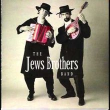 The Jews Brothers Band - Tchavolo Swing