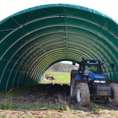 Abri tunnel agricole CARGO 10,55m de large