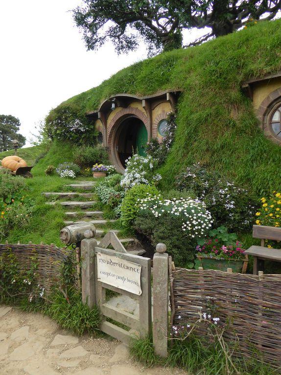 Hobbiton - Seigneur des anneaux