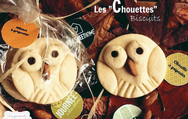 "| Les ""chouettes"" biscuits 