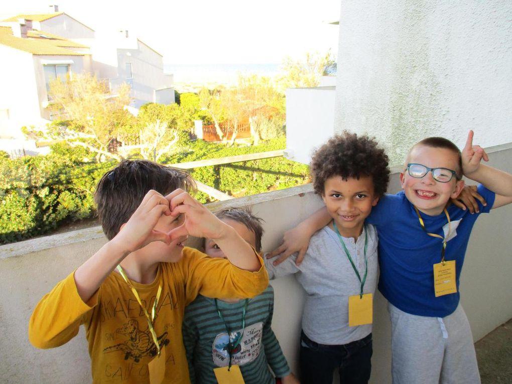 Ecole transplantée dans les Corbières : 1er jour