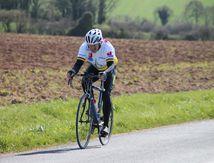 Les cyclosportifs UFOLEP à Neuville du Poitou dimanche 31 mars