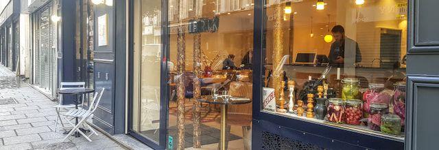 Ibrik Kitchen (Paris 2) : Un rejeton bien né !