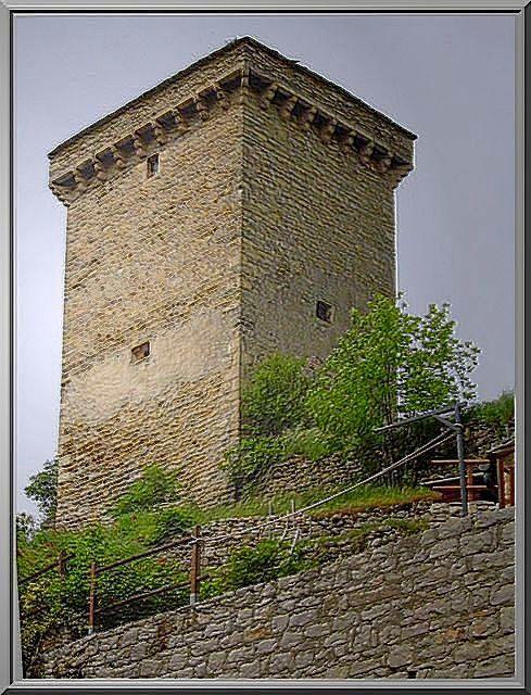 Diaporama château de Peyreleau