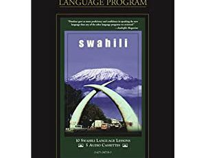 Pimsleur Swahili
