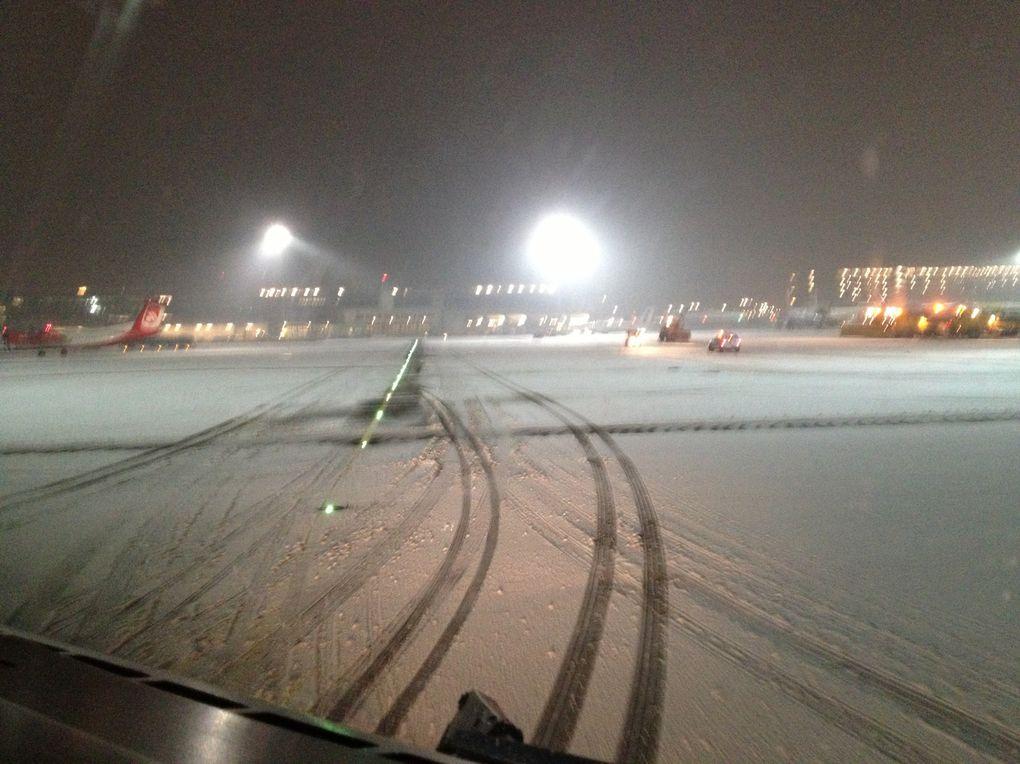 Neige à Vienne