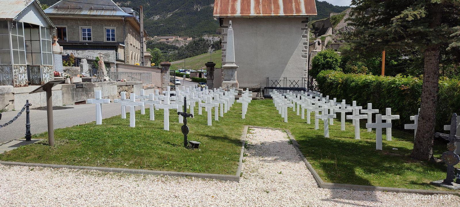Rénovation du Carré Militaire de Briançon