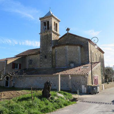 L'église Notre-Dame-de-Lourdes de Vernègues / Balade en Provence