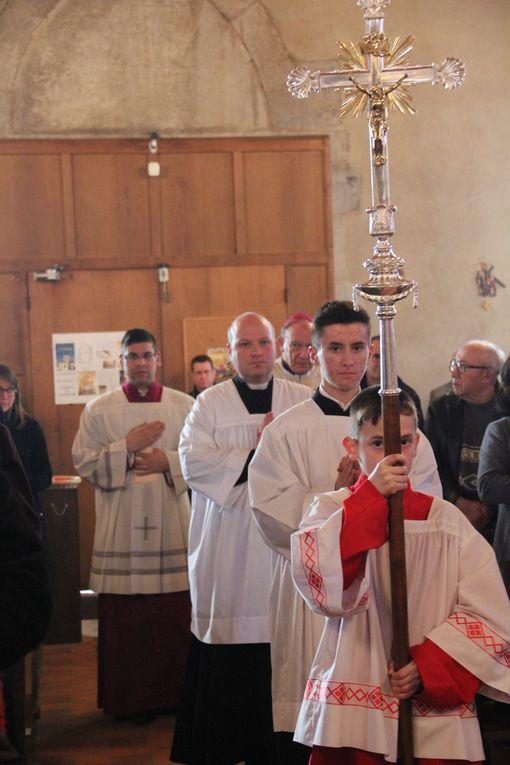 Retraite jubilaire prêchée par Mgr Leonard les 9 et 10 avril 2016