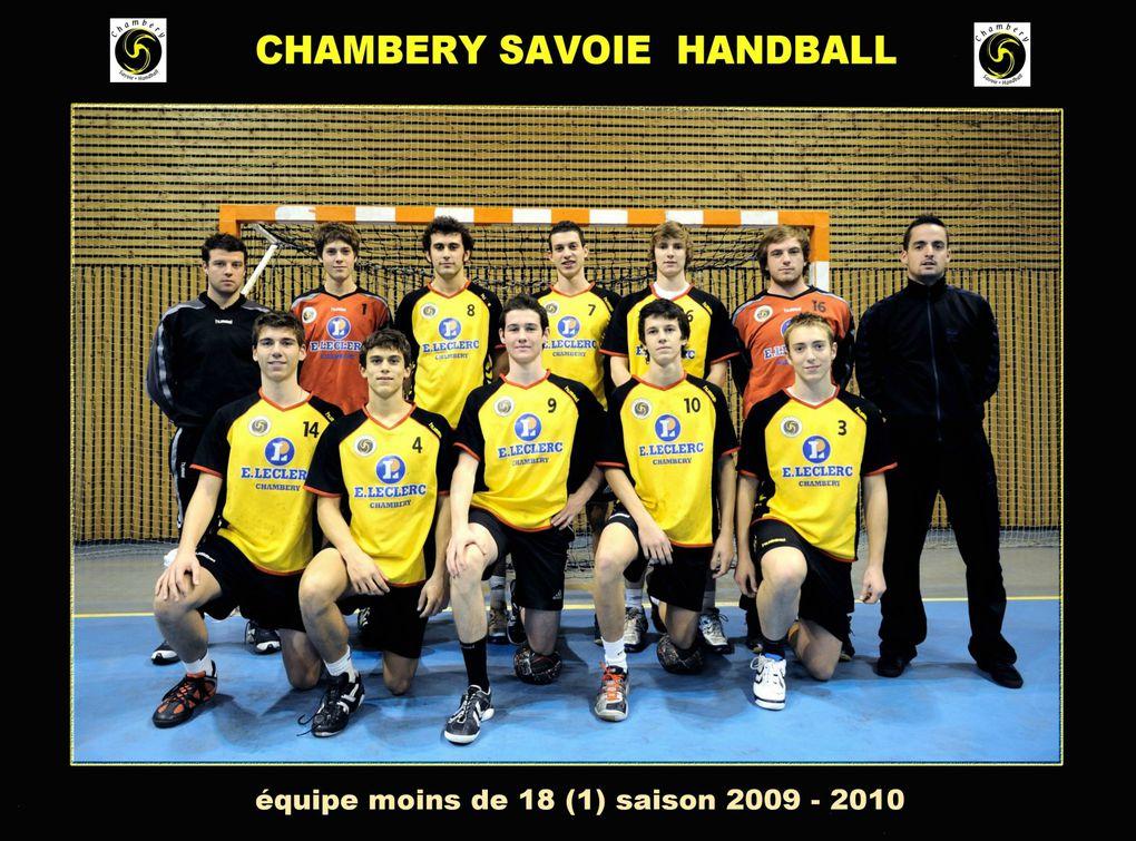 Album - --18-Chambery-Aix-23-janvier-2010