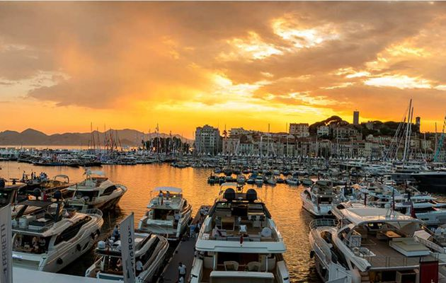 Cannes becomes the world capital of luxury boating