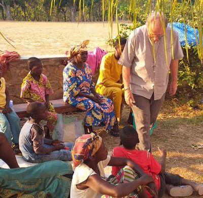 Centrafrique: 6700 déplacés internes ont besoin d'aide à Bouar.