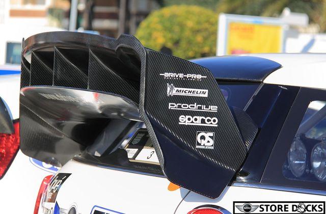 L'aérodynamisme en rallye