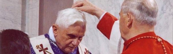 Mercredi des Cendres - Entrée en Carême