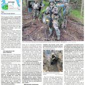 Français et Britanniques s'entraînent à la guerre de haute intensité en Estonie
