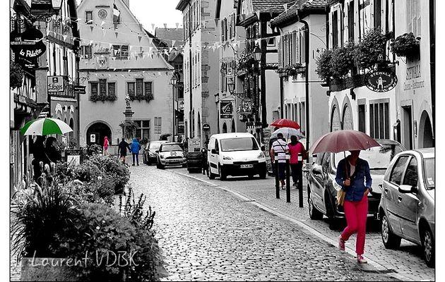 Carnet de voyage en Alsace