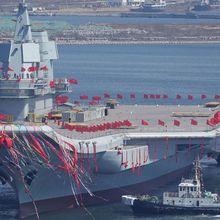 Des pilotes de l'aéronavale russe iront s'entraîner sur le porte-avions chinois