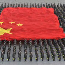 La Chine devant l'agressivité américaine