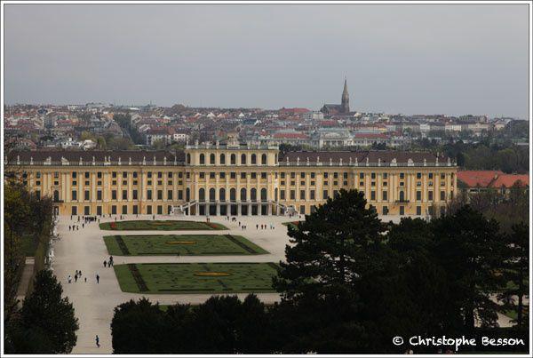 Photographies de Vienne