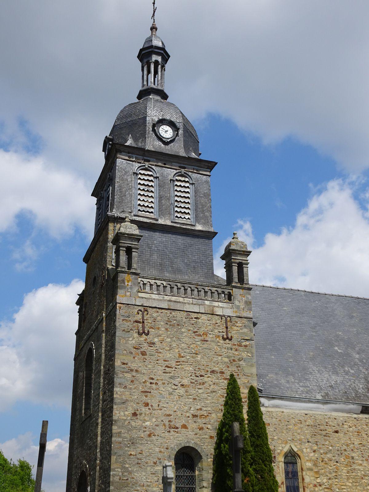 Boucle locale - Les 15 clochers - 66,8 km