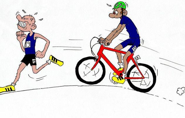 1er RDV 2018: Run&Bike JEGOU SPORT ... ouvert à tous les motivés
