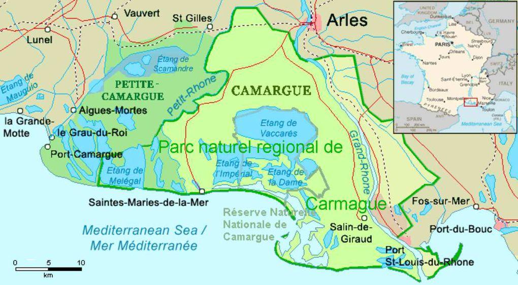 La Camargue avec Jacques et Marie Ange