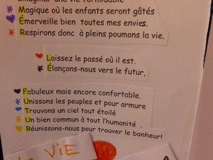Quelques poésies composées par des élèves du collége Georges Ville à Pont-St-Esprit
