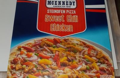 [Lidl] McEnnedy Pizza Sweet Chili Chicken