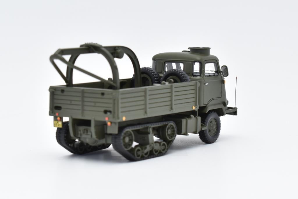 Semi-chenillé DAF V1600 au 1/50 (Scale Masters)