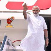Les surprenants propos du Premier ministre indien Narendra Modi avant sa visite en Israël