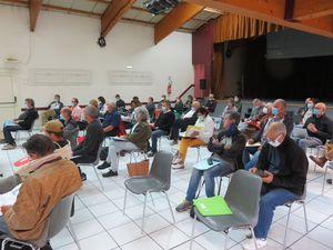 CCAPV: Les élus s'impliquent dans la filière forêt-bois