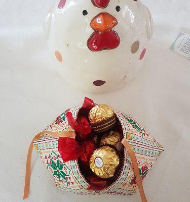 SAL Mystère de Noël d'Anne-Marie: La Bonbonnière