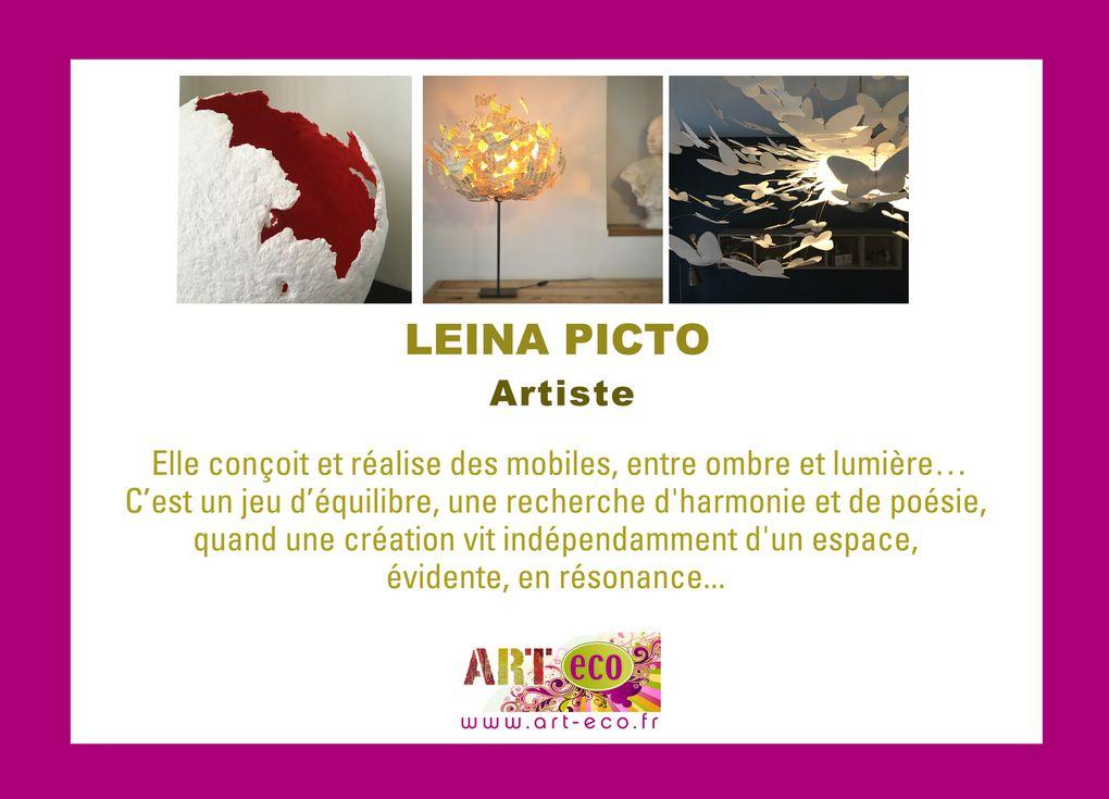 Les artistes Art'Eco