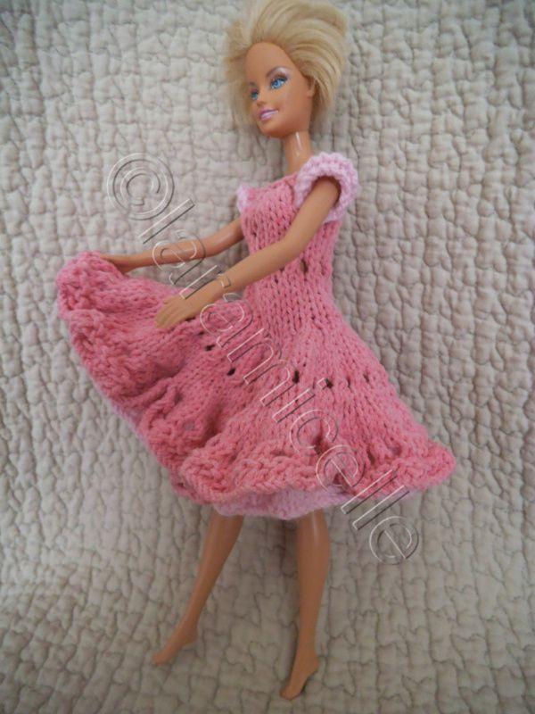 tuto gratuit barbie : façon new look ou french cancan