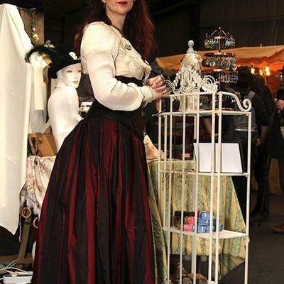 Tenue Steam - Belle Epoque - Adele Blanc-Sec pour Lady Cataclysm
