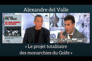 """Alexandre Del Valle et le juge Trévidic sur """"Les vrais ennemis de l'Occident"""""""